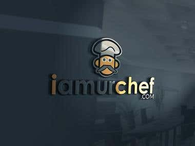iamurchef Logo Design