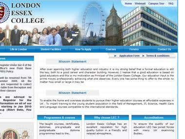 London Essex College