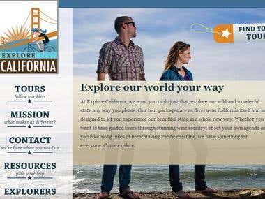 http://explorecalifornia.org/ (Explore california)