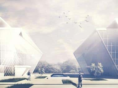 Architectural post production