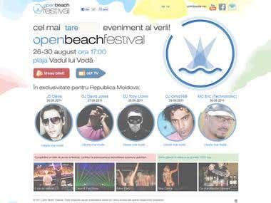 Open Beach Festival
