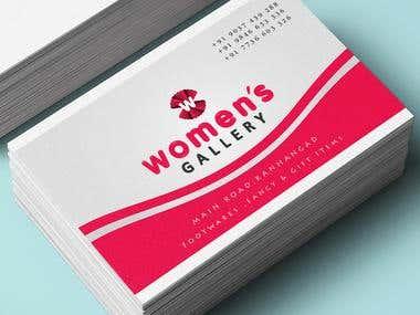 Branding_Womens Gallery