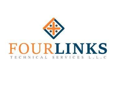 Logo Design_FourLinks