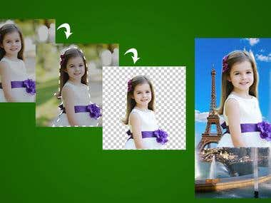 I will do any professionally photoshop editing within 24hrs