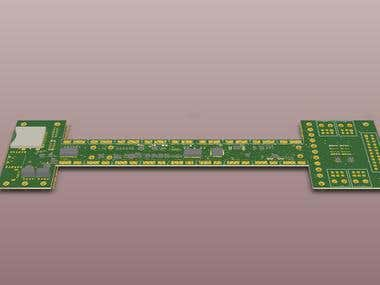 6 Layer Board - Altium - High Current (ethernet, usb)