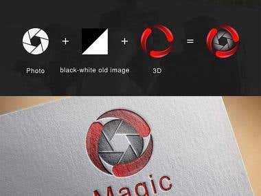 Magic Photo logo