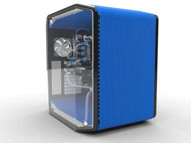 Pc case design
