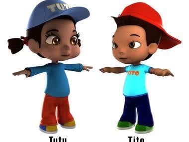 Tuto & Tito