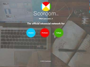 Social networking Website from scratch