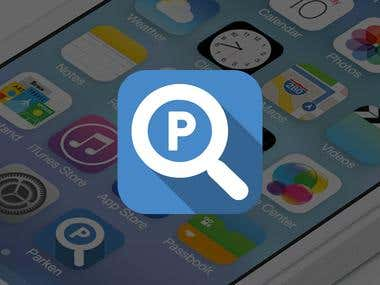 Parking App | Icon