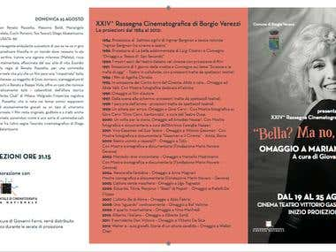 Brochure + Poster + Catalogue