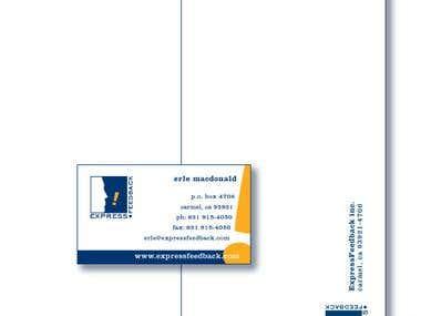 Corporate ID Express Feedback