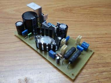Analog Power Supply