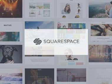 Squarespace Customization