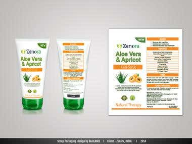 Product Packaging  / Label Design