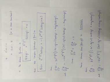 Analytic Function, Stream Line and Stream Function