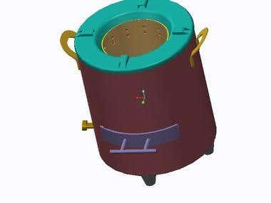 stove assembly