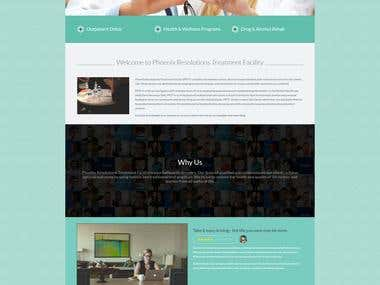 website design for psd