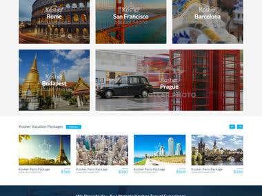 KosherBooking - Jewish Travel Agency