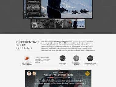 Coomigo - Cloud & Media Startup
