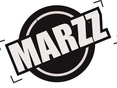 Marzz (Logo for a Rapper)