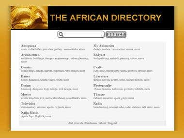 AfricananArts