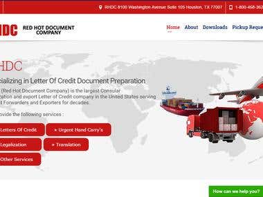 rhdc legalization,attestation website.