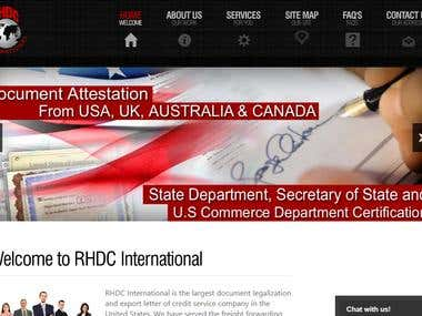 rhdc dubai website