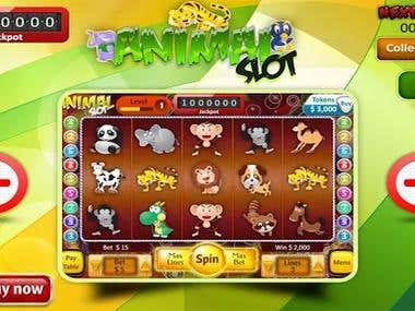 Animal Slot Game