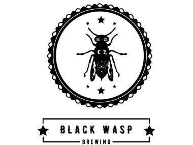 "Our Brewery name is ""Black Wasp Brewing\""."