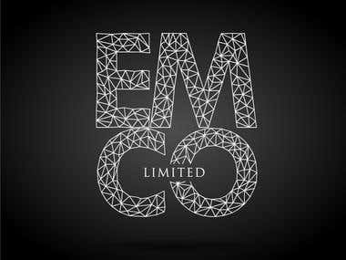 "\""EMCO Limited\"" Logo"
