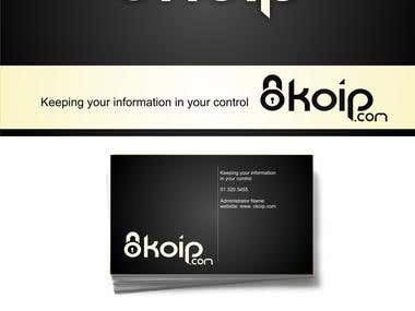 Example Logo and Business card