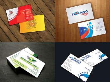 Business Card Designe