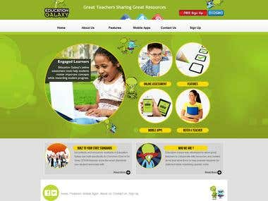 Education Galaxy - WordPress (Responsive)