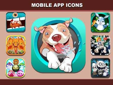 very Awesome, Professional and High Quality app and web ICON