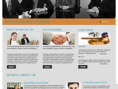 Lawers Website