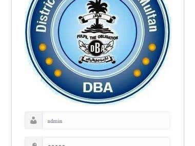 DBA Accounting System