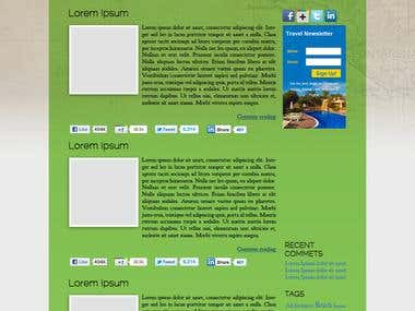 Template Layouts