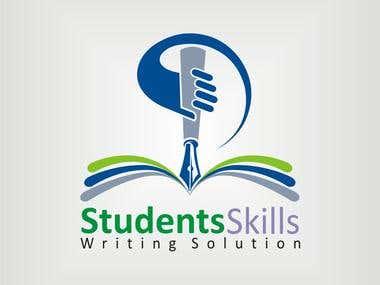 Students Skills Logo