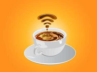 Wireless Coffee