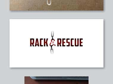 Logo for the Rack and Rescue Event