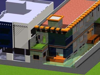 3D Modelling and Rendering