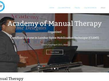 http://www.academyofmanualtherapy.com/