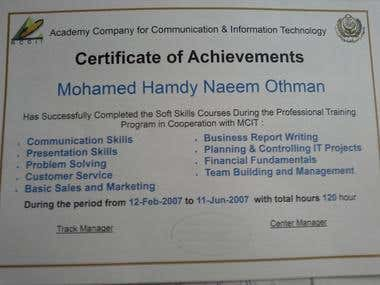 Soft Skills diploma