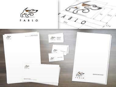 Fablo - corporate identity