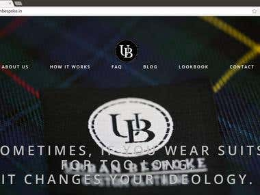 Urban Bespoke - Custom Men Clothing