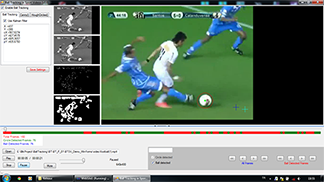 Ball detection and tracking in sport videos