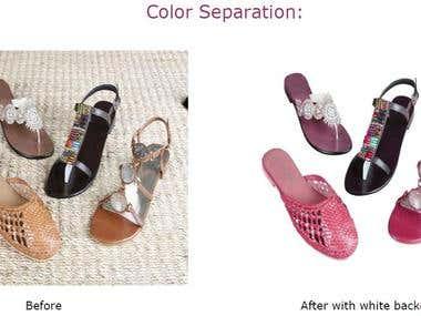 Color Separation