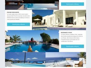 Online Villas Booking