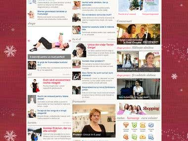 Unica.md  - Online Women's Magazine